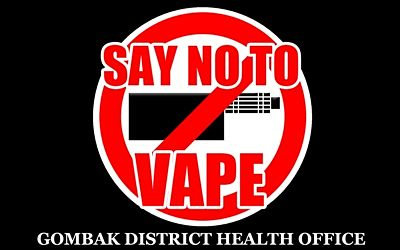 Public Say No To Vape